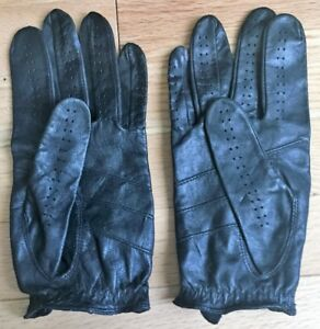 NEW LOWER PRICE BMW CUSTOM DRIVING GLOVES. RARE!