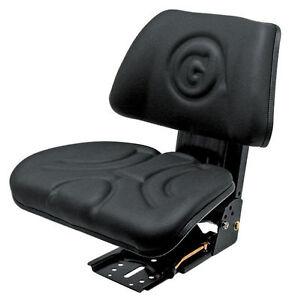 Schleppersitz mit Neigungsverstellung, schräge Konsole für Deutz 06 / 07 Serie