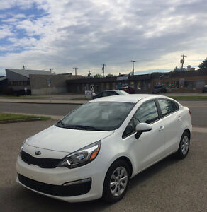 2016 KIA RIO SEDAN ONLY 349 KM