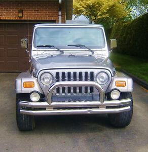 2000 Jeep Wrangler TOIT DUR VUS