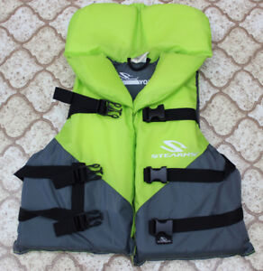 Youth Life Jacket (60 to 90 Pounds)