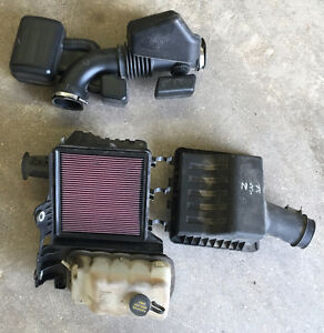 Air Intake w/ upgraded K&M filter from 2010 XLT/XTR F150