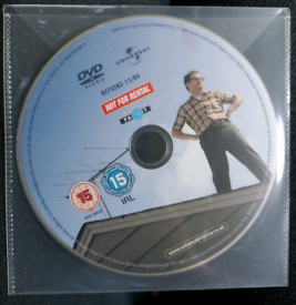 A Serious Man DVD - NO CASE OR BOOKLET