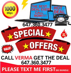 BUSINESS INTERNET AND PHONE , INTERNET DEALS IPTV