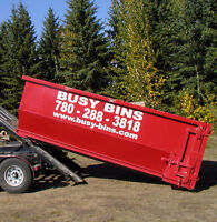 Busy Bins - Roll-Off Bins for Rent