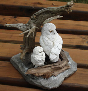 Hand Crafted Snowy Owls Kingston Kingston Area image 4