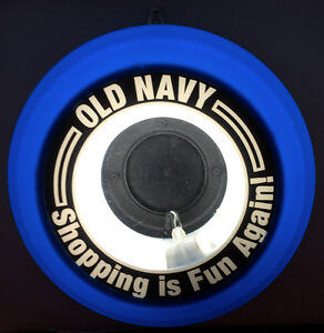 Old Navy sign for sale.