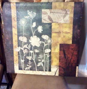 Modern Painting on a canvas Kitchener / Waterloo Kitchener Area image 1