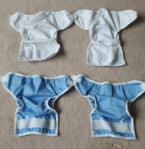 Thirsties size one diaper covers - $15 for all 4