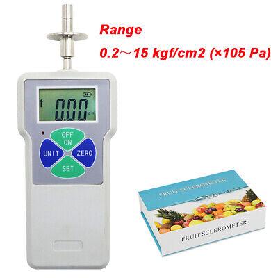Fruit Penetrometer Agy-15 Fruit Hardness Tester Durometer 0.215 Kgfcm2