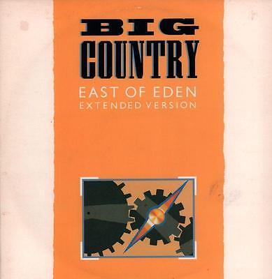 "Big Country(12"" Vinyl P/S)East Of Eden-Mercury-MERX 175-UK-4-VG+/NM"