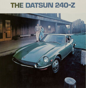 Datsun 240Z Wanted For A Father And Son Project.