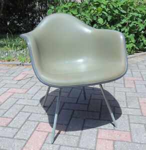Eames, Herman Miller, mid century modern , shell chair