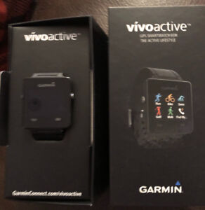 Garmin GPS Smart watch for Actvely life style - Brand New!