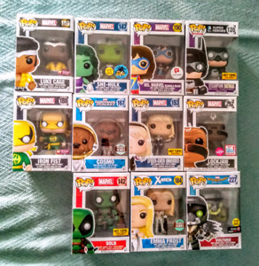 FUNKO POP EXCLUSIVES FOR SALE