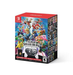 Super Smash Bros. Ultimate Bundle