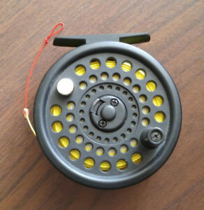 Scientific Anglers Concept 2 58 compression drag fly reel