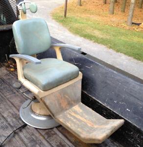 Dental Chair circa 1950`s