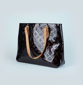 Louis Vuitton Vernis Leather Brentwood