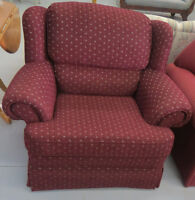 CHAIRS, RECLINERS, ROCKERS