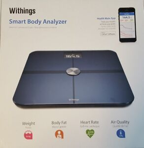 Withings Smart Body Analyzer Scale (WS-50)