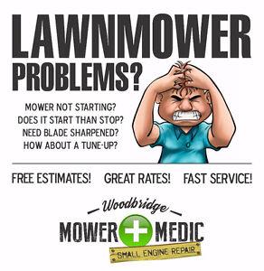 Lawnmower Repair near Canada's Wonderland