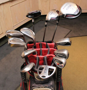 ADAMS A30S GOLF CLUB SET (LEFT HAND)