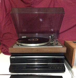 VINTAGE STEREO COMPONENTS FOR SALE