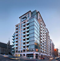 Luxury Living, Downtown Location. 2 Bedroom Condo Available.