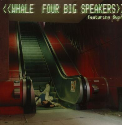 "Whale(12"" Vinyl)Four Big Speakers-Hut-HUT96-VG/Ex+"