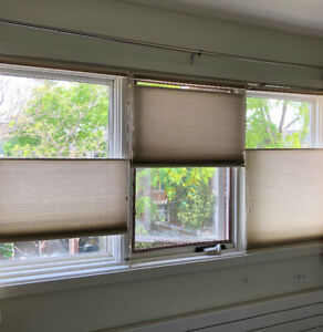 Highest Quality Cellular Shades (Blinds)  - top down bottom up