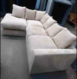 NEW Jumbo Cord ⚡ Sofas Available For Cash on Delivery