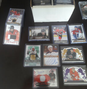 Hockey cards for sale
