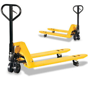 PACKAGE DEAL! GET 3 HAND PUMP TRUCKS FOR ONLY $759.99 PLUS HST
