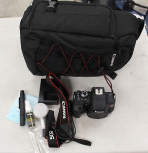 Canon EOS Rebel T6i  24.2 MP Digital SLR Camera Body Only