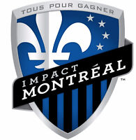 Tickets/billets Montreal impact vs Chicago fire