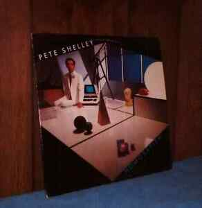 Pete Shelley Record