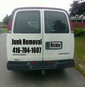 Renovation Junk Removal (416-704-1607)