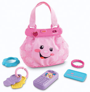 NEW Fisher-Price Laugh & Learn My Pretty Learning Purse