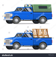 Driver and truck available