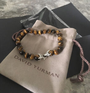 """YOUR SEARCH IS OVER FOR YOUR """"DAVID YURMAN """" MEN's BRACELET!!!!"""