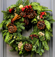 Wreath workshop @Lundy Manor Winery