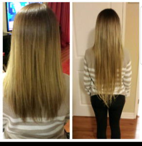 FUSION HAIR EXTENSIONS 4 DAY SALE