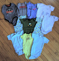 11 Onesies - Great Condition! - 3-6 Months