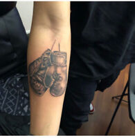 Tattoo artist with 6 years experience seeking new clients.