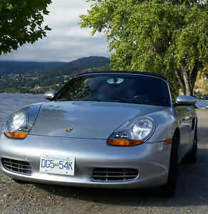 Looking to trade for Road Glide? porsche boxster