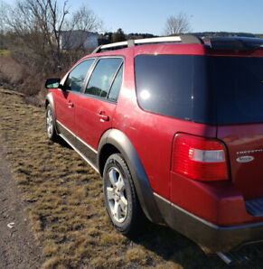 Ford Freestyle 2005 4dr Wgn SEL