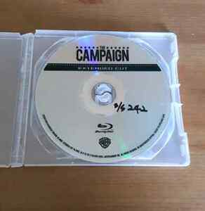 FREE Blu Ray - The Campaign