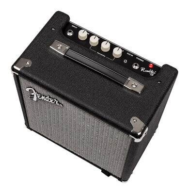 Fender Rumble 15 (V3) Bass Combo Amp (NEW)