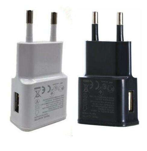 Mini USB Wall Charger 5V 2A Universal Home Travel Power Adapter Charging EU Plug